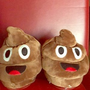 Other - Poo Slippers